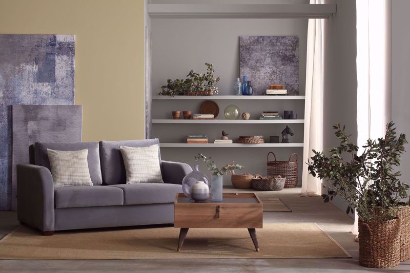 MARVIN TWO BED SEATER (135 CM)