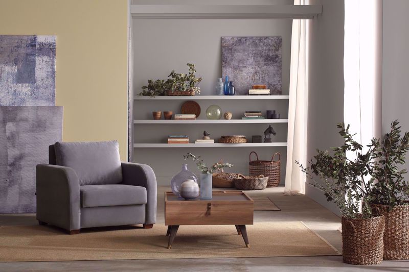 MARVIN ONE BED SEATER (67 CM)