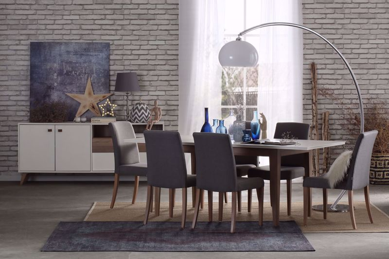 MAYER FOLDABLE DINING TABLE
