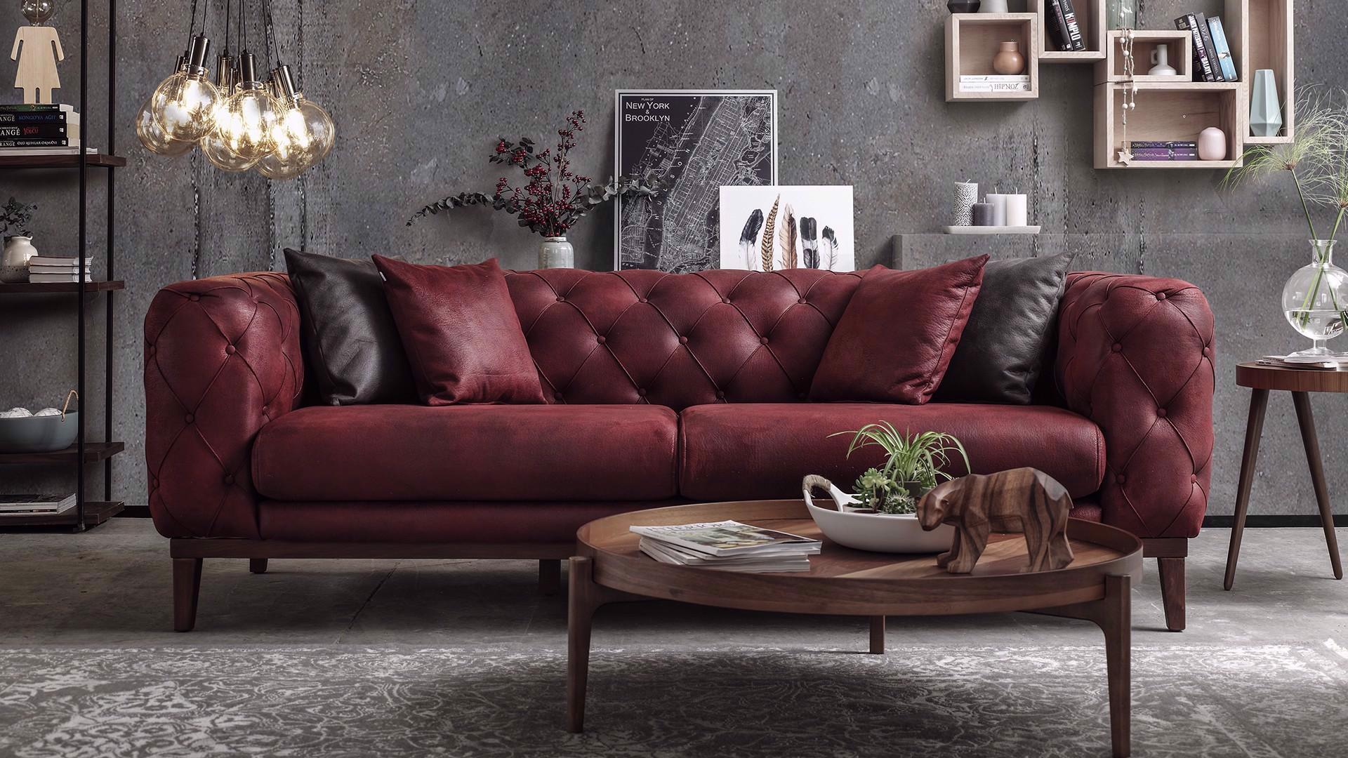 Lounge Koltuk Takimi Dogtas