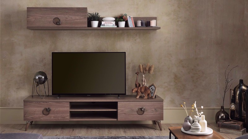 CLARA TV UNIT UP MODULE