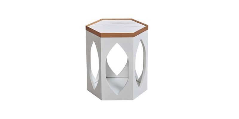 CASABLANCA SIDE COFFEE TABLE