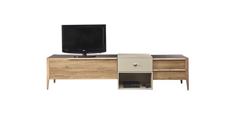 SIENTO TV STAND LOWER MODULE (240CM)