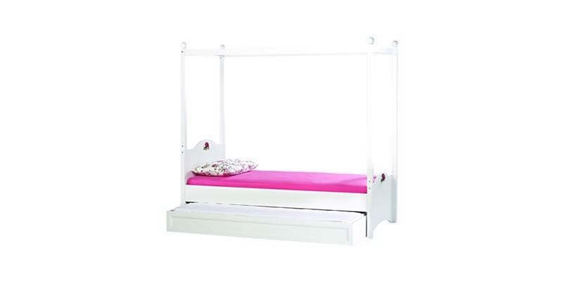 SECRET GARDEN BABY BED