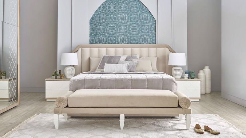CASABLANCA DOUBLE BED STORAGE(160*200)
