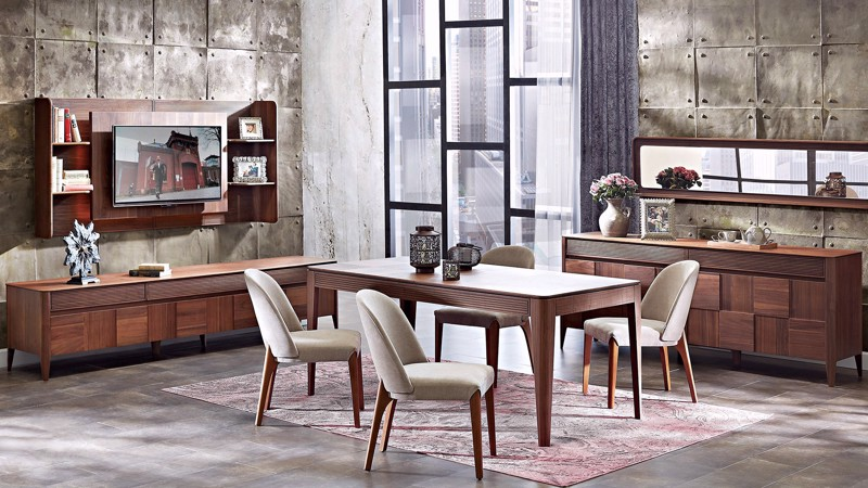 NOBLE DINING TABLE