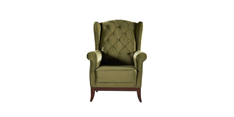 VICTORIA CHESTER ARMCHAIR