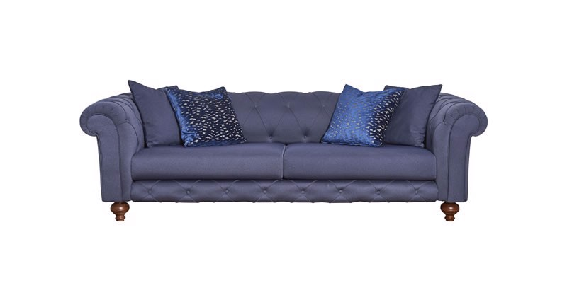 BRISTOL CHESTER TRIPLE SEAT SOFA (BED TRANSFORMABLE)