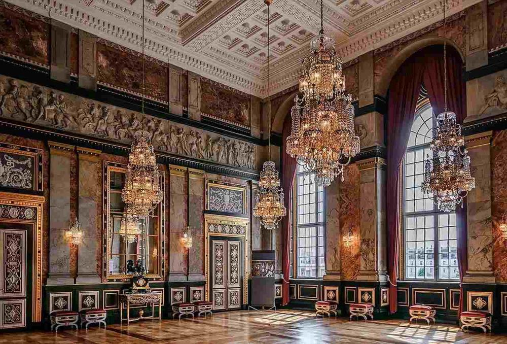 Decoration With Barocco Style Furniture Baroque Rococo Doğtaş