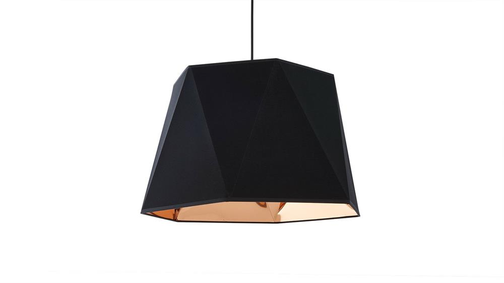 black-ceiling-pendant