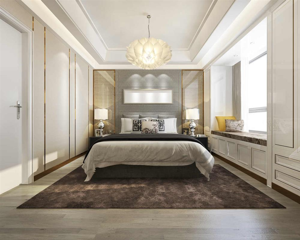 Luxury Bedroom Ideas Open Your Eyes To A Shining Day Dogtas